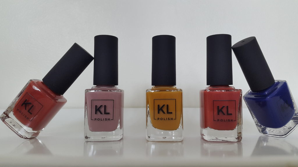 KL Polish Fall Collection Nail Polish Review and Swatches ...
