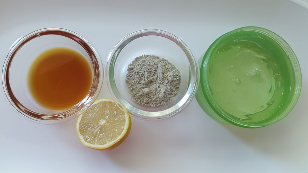 Diy Face Mask For Oily Skin Glossnglitters
