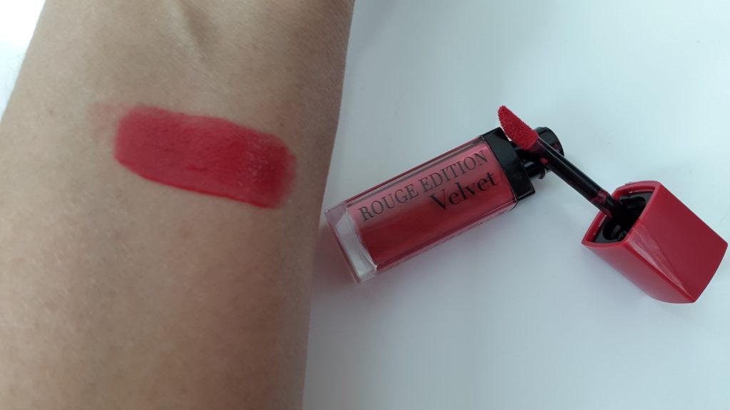 Bourjois Rouge Edition Velvet -02 Frambourjoise