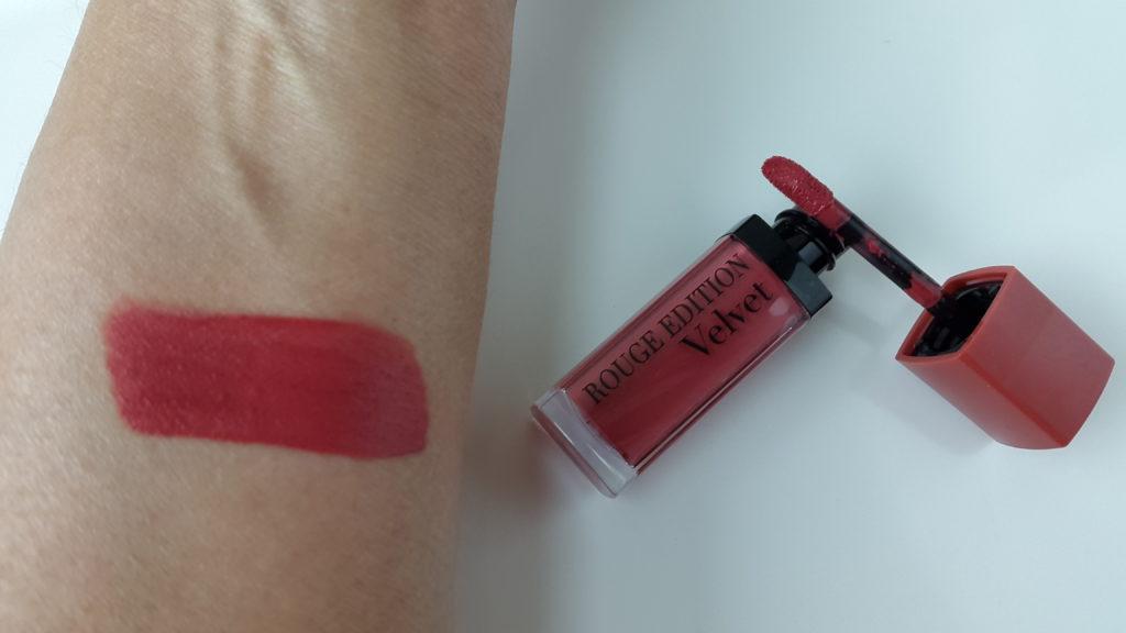 Bourjois Rouge Edition Velvet lipstick -12 Beau brun
