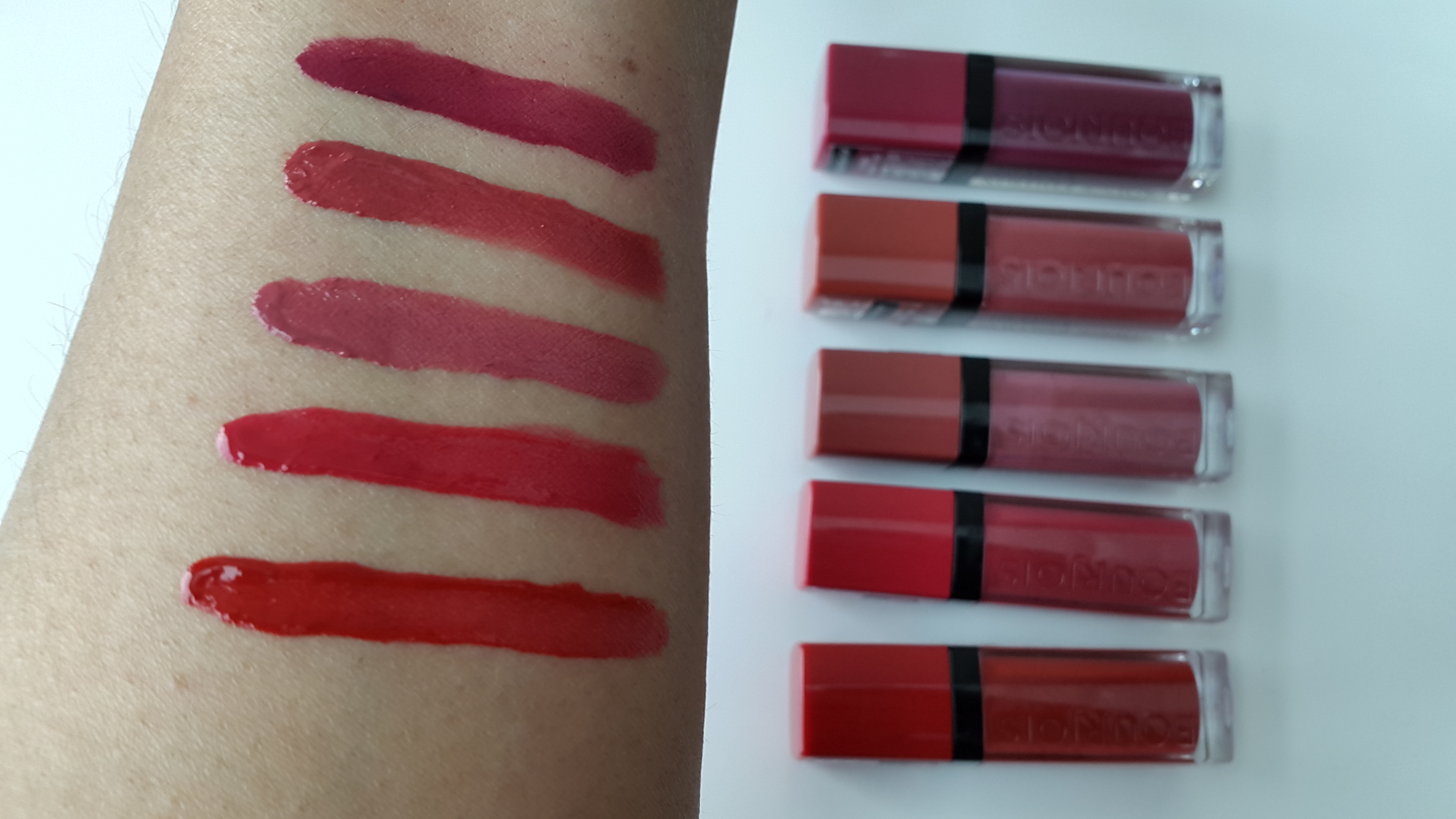bourjois rouge edition 12 hours lipstick review