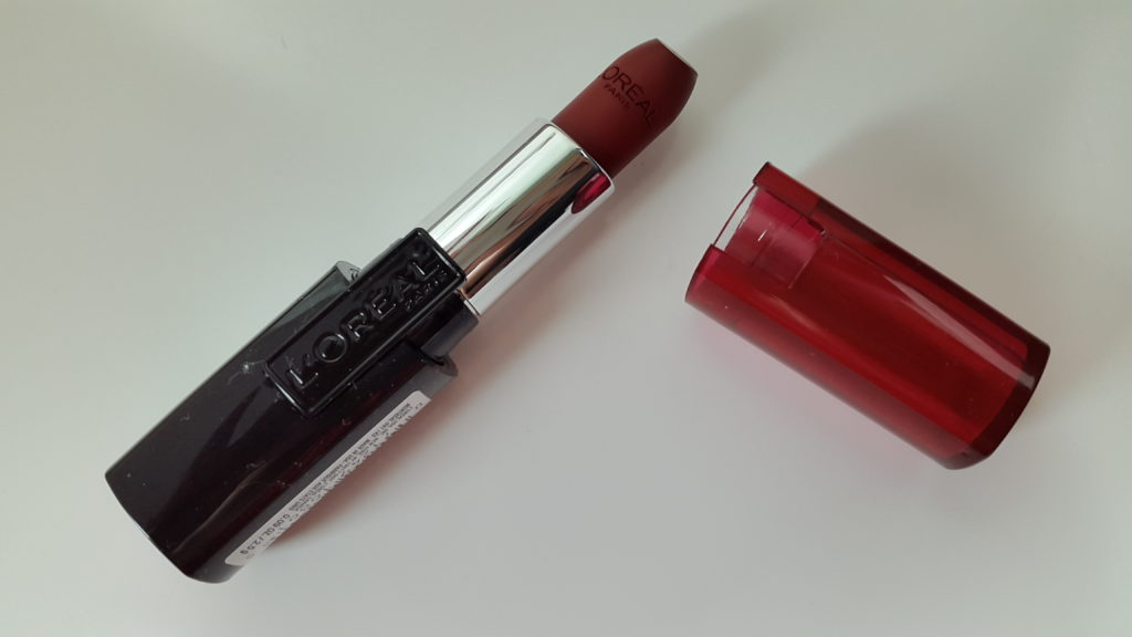 Loreal Infallible 10hr Longwear Lipstick 737 Persistent Plum