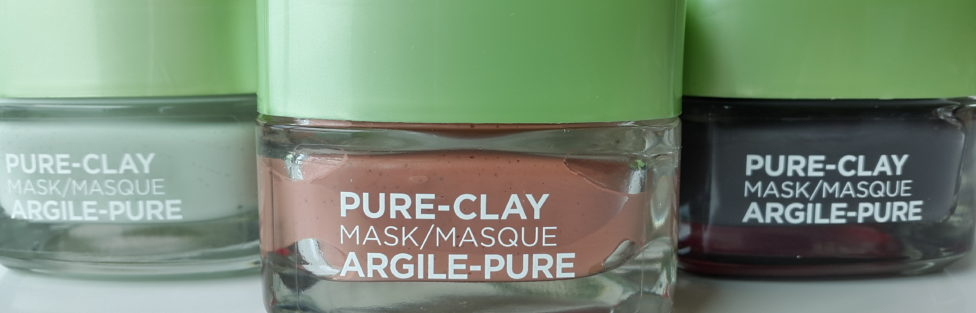 L'Oreal Pure Clay Mask – Exfoliate and Refine – Review