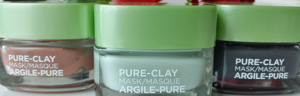 L'Oreal Pure Clay Mask – Purify and Mattify – Review