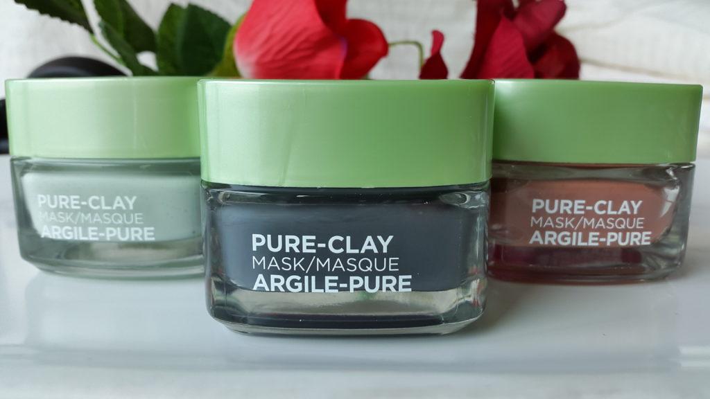 L'Oreal Pure Clay Mask - Detox and Brighten