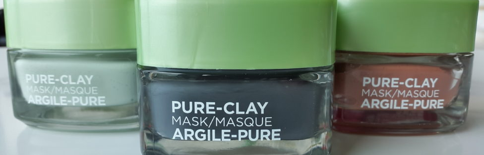 L'Oreal Pure-Clay Mask – Detox and Brighten – Review