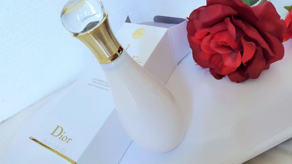 Dior's J'adore Beautifying Body Milk