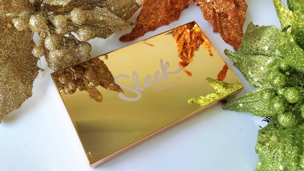 Sleek makeup - Solstice Highlighting Palette