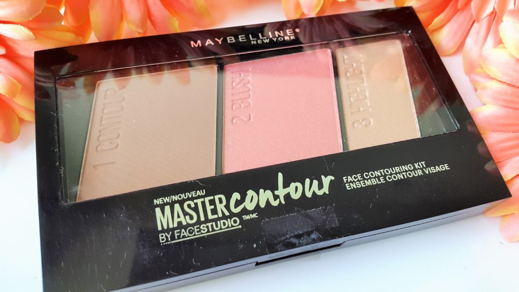 Maybelline FaceStudio Master Contour Face Contouring Kit
