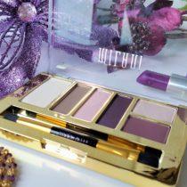 Milani Everyday Eyes Powder Eyeshadow Palette - 04 Plum Basics