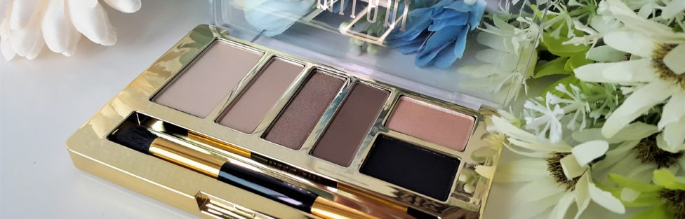 Milani Everyday Eyes – 01 Must Have Naturals Palette – Review