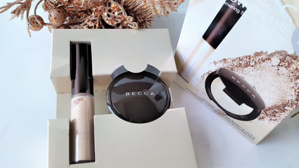 Becca Glow On The Go Shimmering Skin Perfector - Moonstone