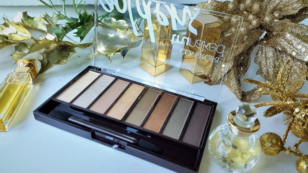 Covergirl TruNaked Eyeshadow Palette - Goldens