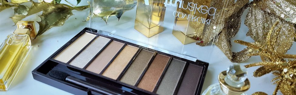 Covergirl TruNaked Palette – Goldens – Review &  Swatches