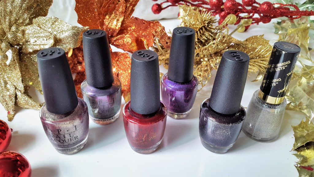 My Favorite Nail Polishes for Winter