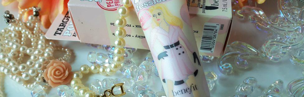 Benefit POREfessional Pearl Primer- Review