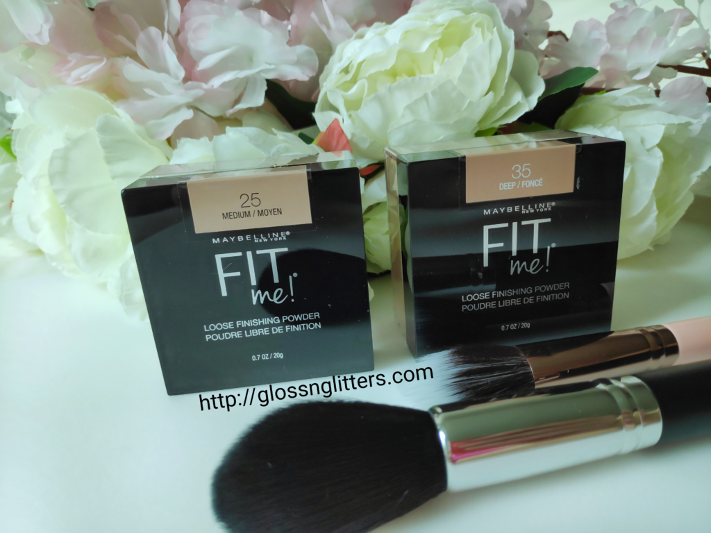 Maybelline Fit Me Loose Finishing