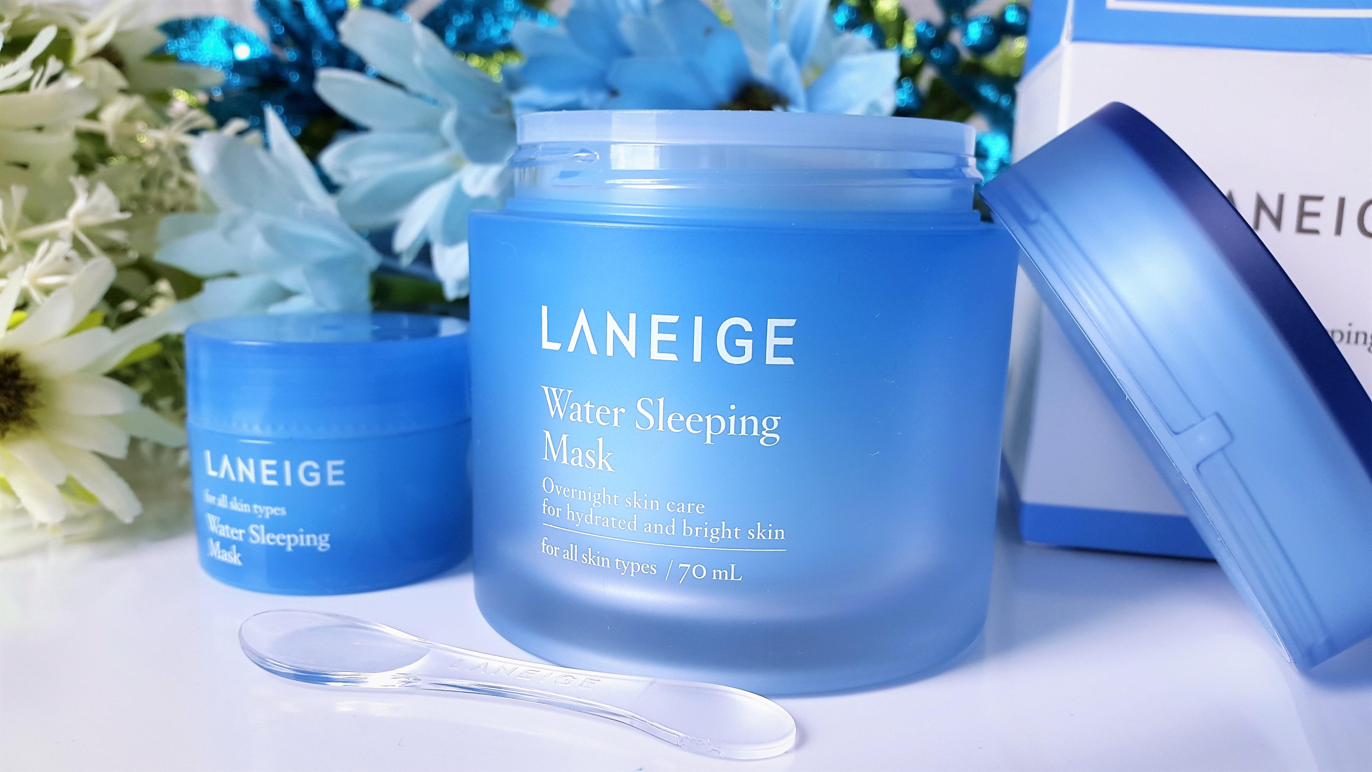 Laneige: французский шарм, корейское качество